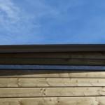 Hundezwinger mit Dach
