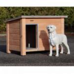 Hundehütte Ferro Douglas, Isoliert 129x85x85 cm