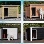 Hundehütte in verschiedenen Ausführungen erhältlich
