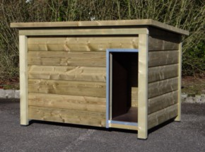 Hundehütte Select 3 (144x104x99 cm)