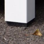 Kunststoff Füße wie Protektion der Hundehütte