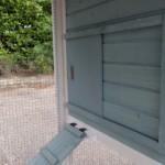 Hühnerstall Ariane abschliessbares Schutzhaus