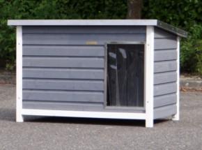 Hundehütte Dogsy Medium 130x85x86cm