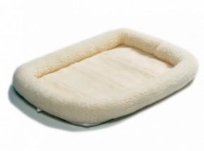 Liegekissen weiß 45x30 cm