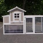 Hühnerstall Joas - kleines Hühnerhaus für kleine Hühner