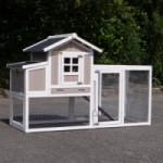 Hühnerhaus Joas aus Holz mit Auslauf