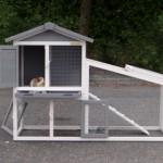 Kaninchenstall Cato - Grosse Türe