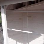 Vögelvoliere Evy - Sitzstangen
