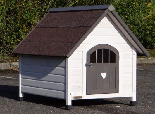 Hundehütte Private 3 für draussen oder innen