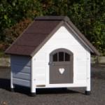 Hundehütte Private 1, eine schöne Hütte für einen kleinen Hund