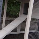 kaninchenstall advance doppel weiss grau