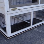 Bodenplatte für Kaninchenstall Rosanne
