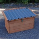 Legenest Budget mit kunststof dach