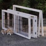 Freilaufgehege multirun für kaninchen