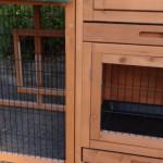 anbau-auslauf kaninchenstall