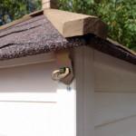 dach mit dachpappe