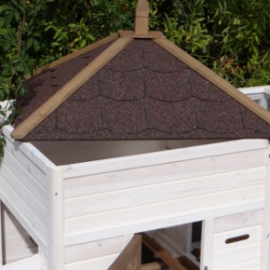 kaninchenstall mit abnehmbaren dach
