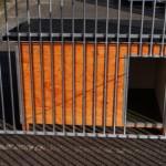 Hundehütte Base mit Iso