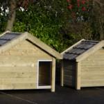Hütte für Hunde von guter Qualität