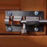 Türverschluss kaninchenstall maurice
