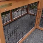 Kaninchenstall maurice