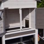 Schlafhaus für Hühner