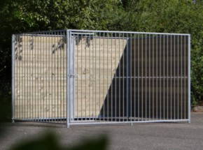 Hundezwinger FERM 2x3m