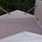 praktischen Stauraum im Dach