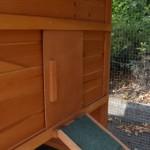 abschließbar schlafteil kaninchenstall