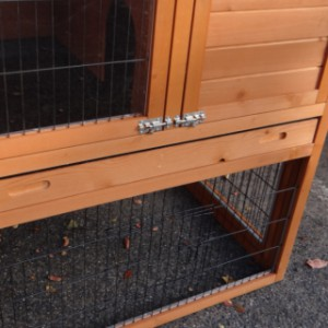 Stabil kunststoff schublade kaninchenstall