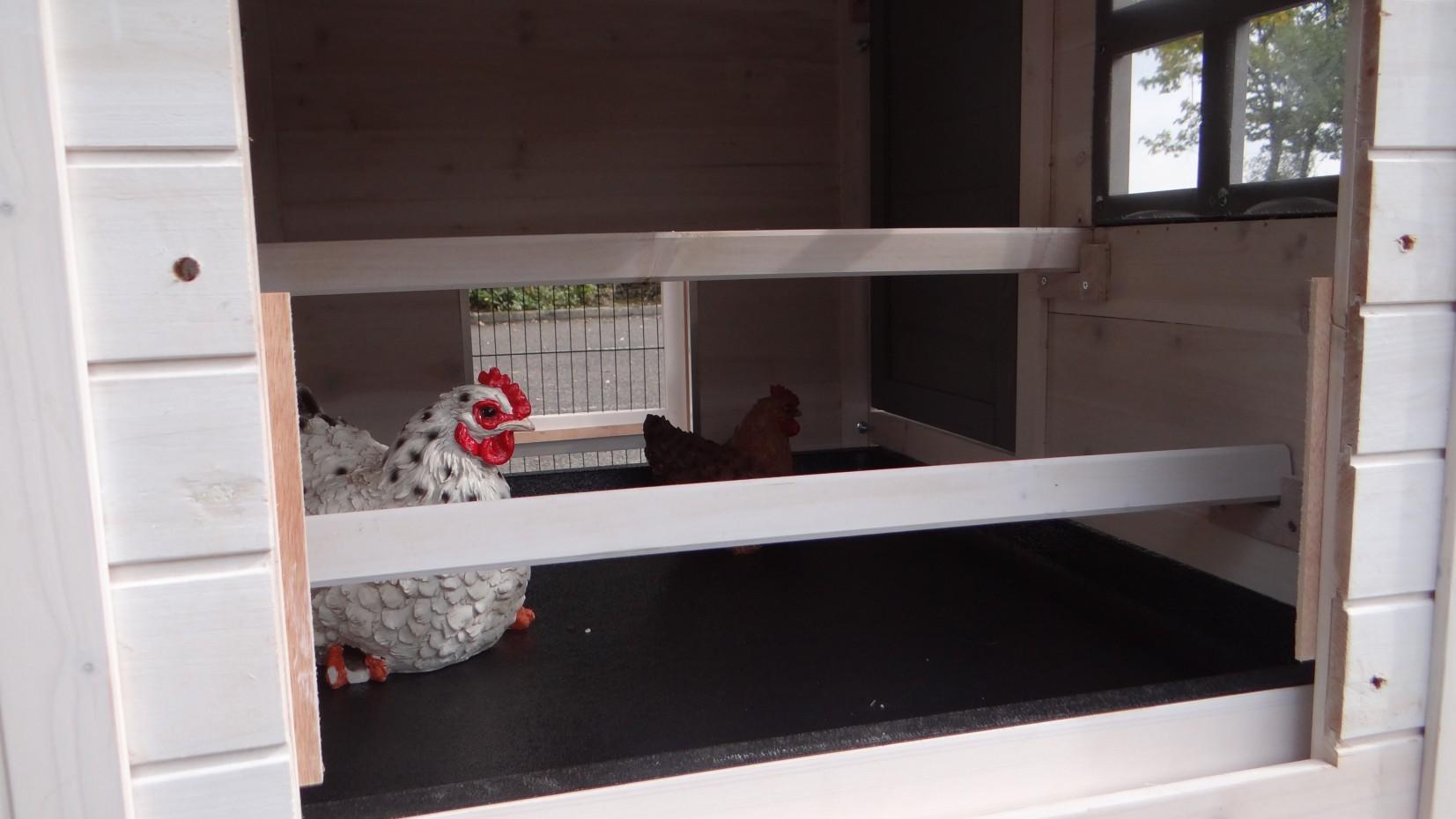 h hnerstall holiday medium zus tzliches auslauf. Black Bedroom Furniture Sets. Home Design Ideas