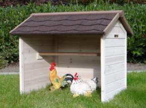 Hühner Heim