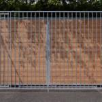 Hundezwinger FERM mit Douglasienholz 2x3m
