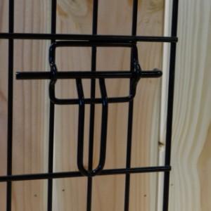 Stabiler Hundekäfig, 93cm