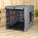 Schutzüberzug für Hundekäfig 78 cm