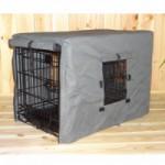 Schutzüberzug für Hundekäfig 93x57x65cm