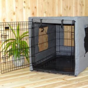 Schutzüberzug für Hundekäfig 109x71x78cm
