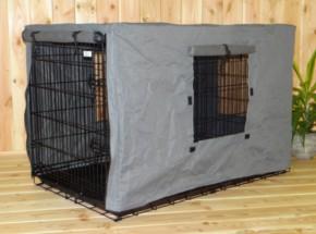 Schutzüberzug für Hundekäfig 124x76x83cm