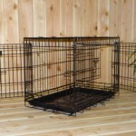 Hundekäfing 78cm mit 3 robuste Türen