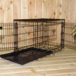 Hundekäfing mit 3 robuste Türen