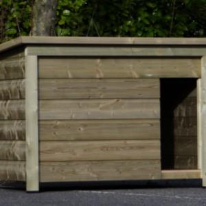 Schlafhaus für mittelgrosse Hunde
