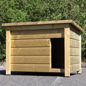 Hundehütte Select 2 (119x84x85 cm)